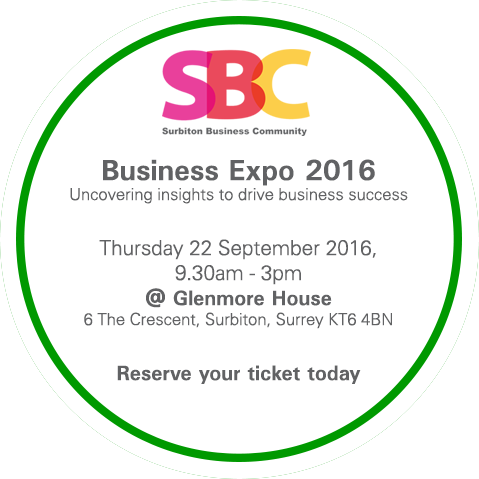 Surbiton Business Expo 2016