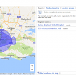 AdWords Geo-targetting