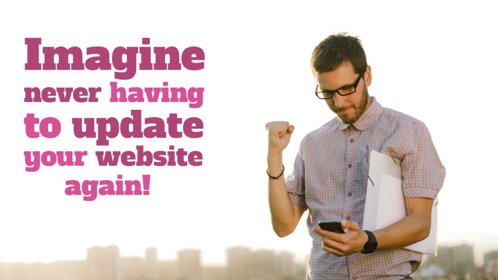 London website maintenance