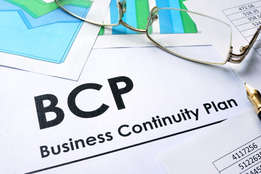 Website business continuity plan